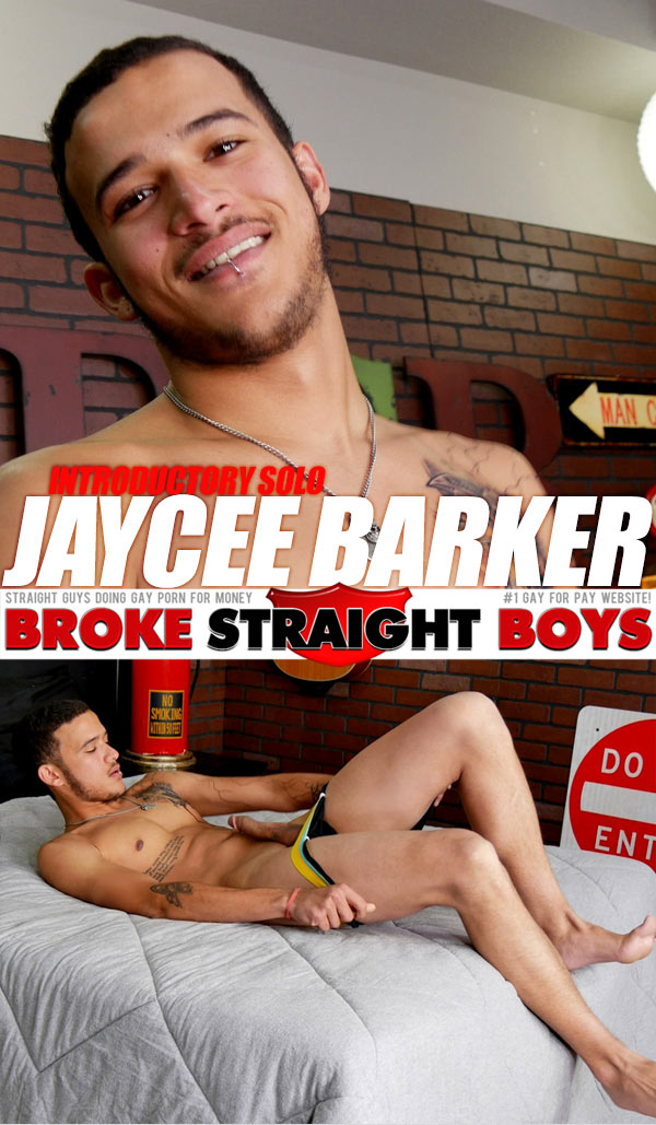 Jaycee Barker (Introductory Solo) at Broke Straight Boys