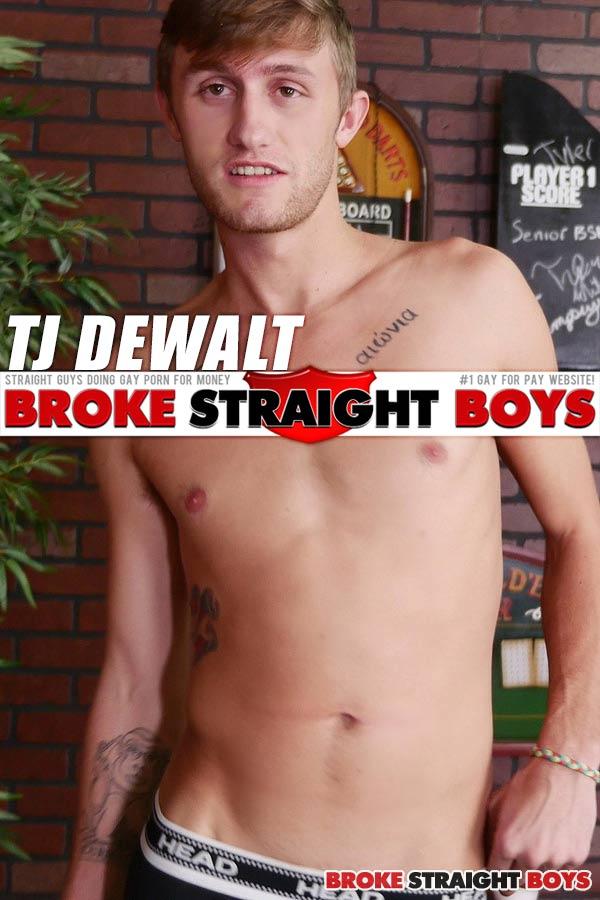 TJ Dewalt at Broke Straight Boys