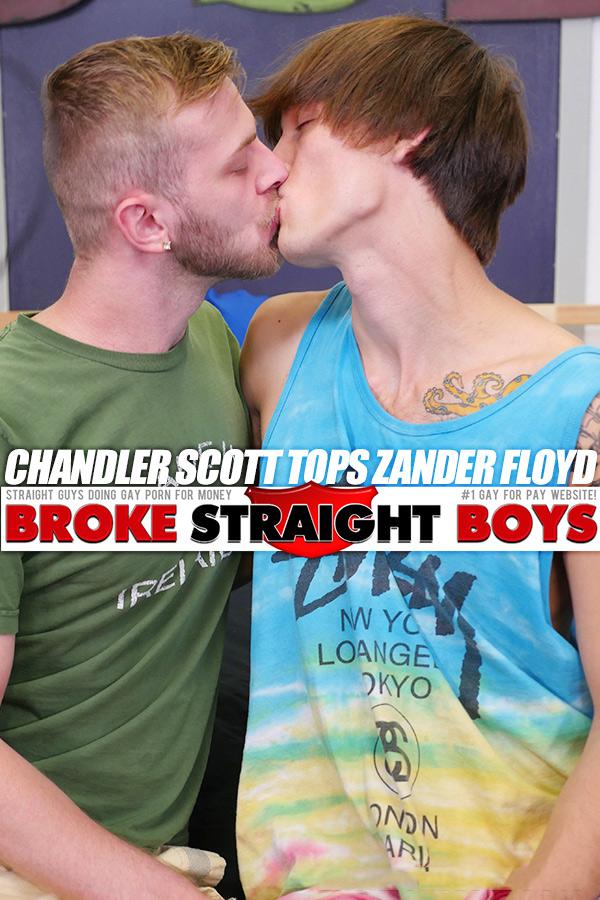 Chandler Scott Tops Zander Floyd at Broke Straight Boys