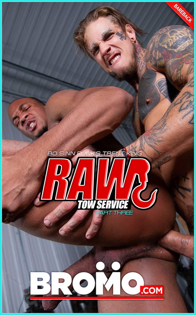 Raw Tow Service, Part Three (Bo Sinn Fucks Trent King) at BROMO