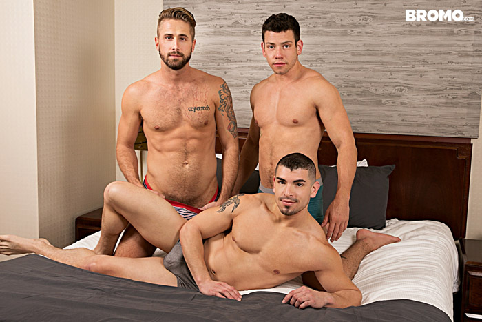 Anonymous (Wesley Woods, Jeremy Spreadums & Reed Jameson) (Part 4) at Bromo