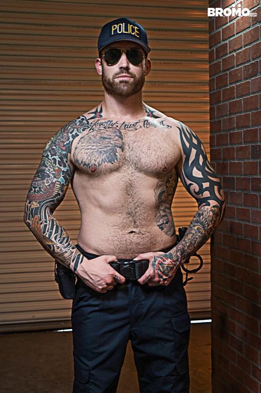 Whore Alley (Jordan Levine Fucks Zane Anders) (Part 1) at BROMO