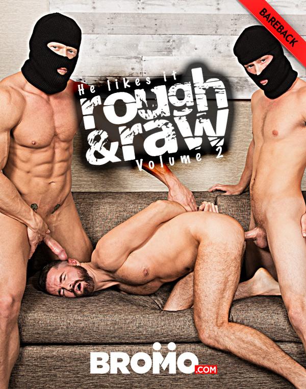 He Likes It Rough & Raw: Volume 2 (Brendan Patrick, Max London & Ken) (Part 3) at Bromo