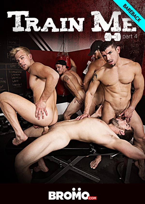 Train Me (Shawn Reeve, Jeremy Spreadums, John Delta, Evan Marco & Griffin Barrows) (Part 4) at Bromo