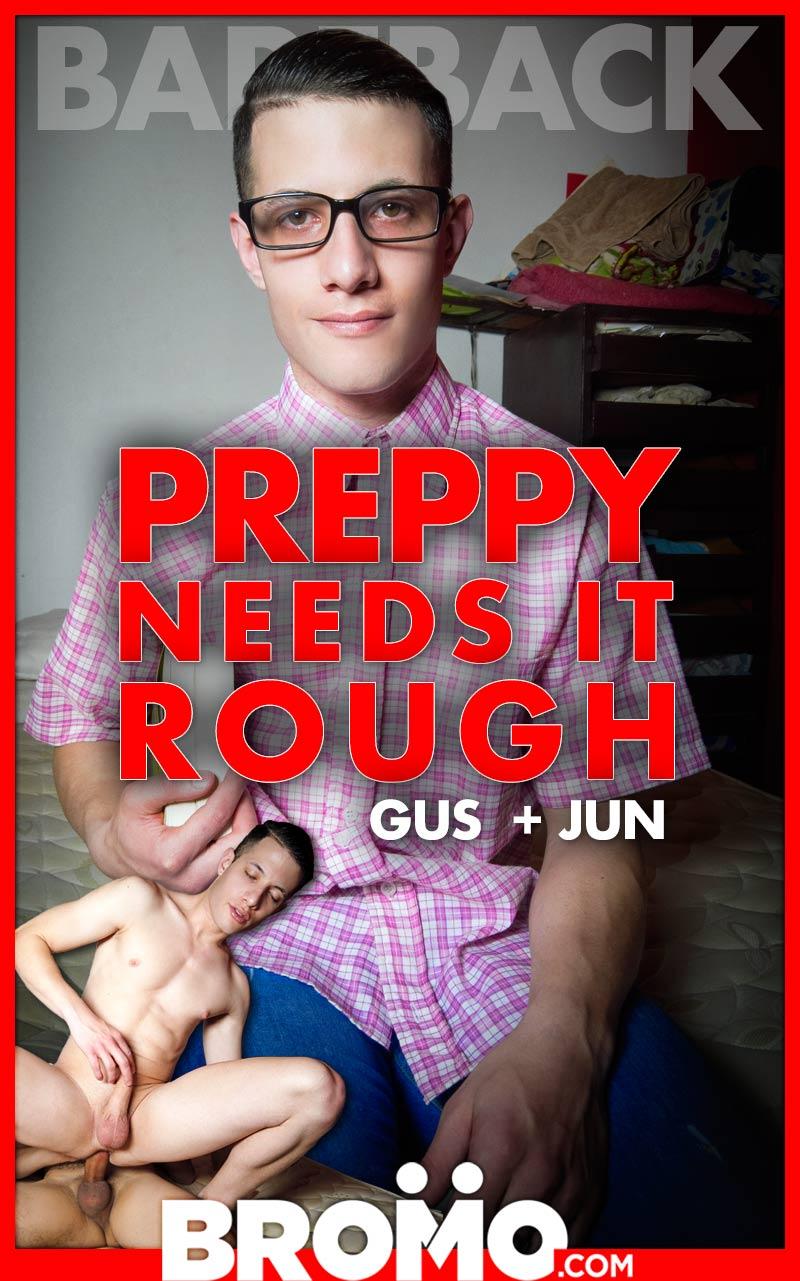 Preppy Needs It Rough Cover