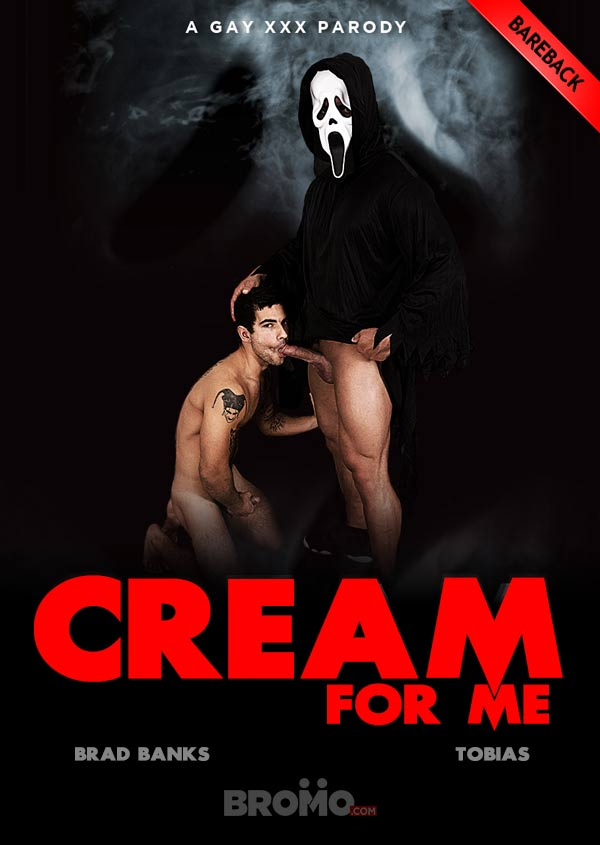 Cream For Me: A Gay XXX Parody (Brad Banks Fucks Vadim Black) (Part 3) at Bromo