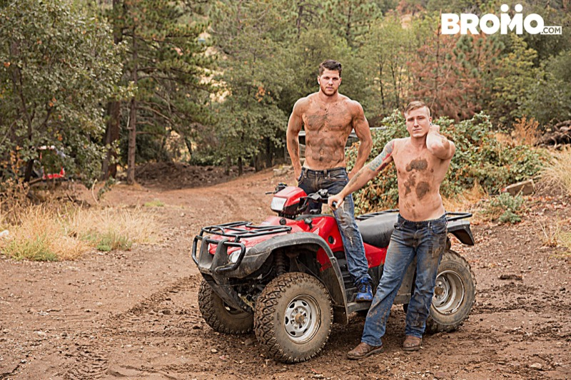 Dirty Rider 2 (Ashton McKay Fucks Tom Faulk) (Part 1) at Bromo