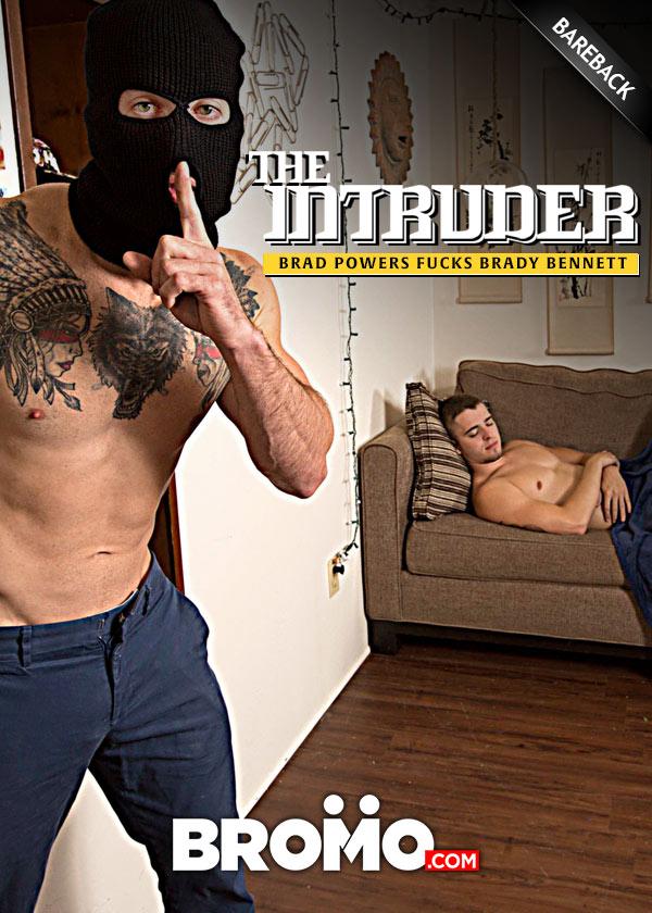 The Intruder (Brad Powers Fucks Brady Bennett) (Part 3) at Bromo