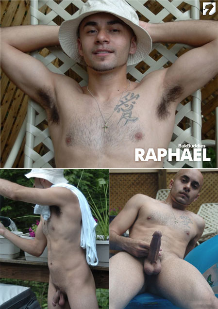 Raphael at BukBuddies