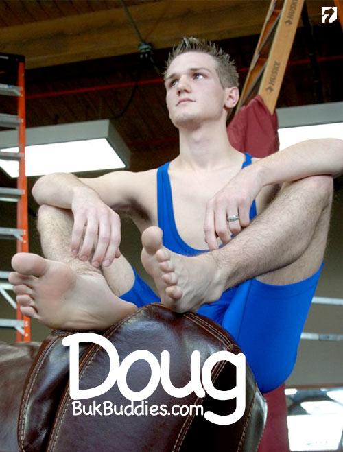Doug in 'Douglicious' at BukBuddies