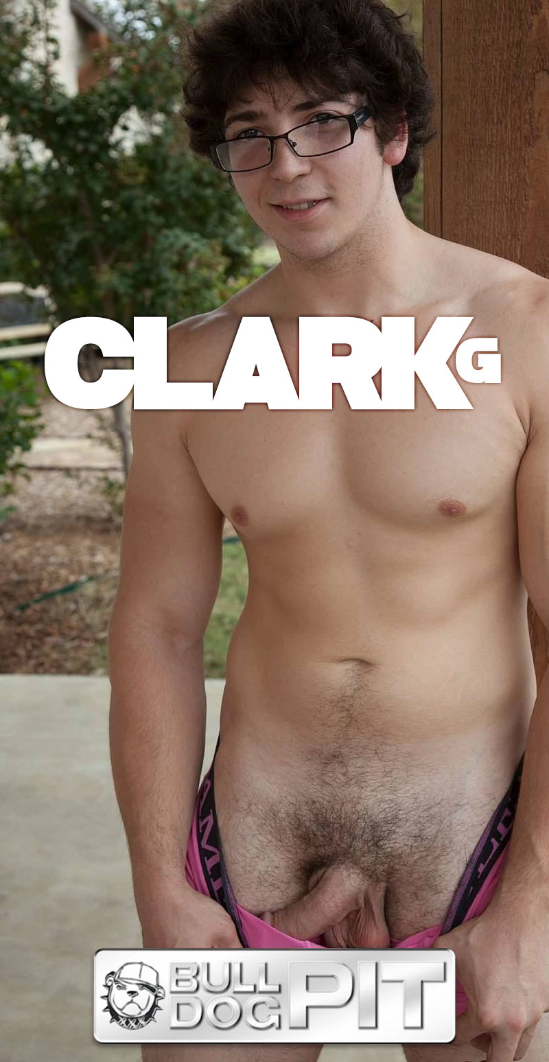 Clark G (Muscled Jock Jerk-off) at BullDogPit.com