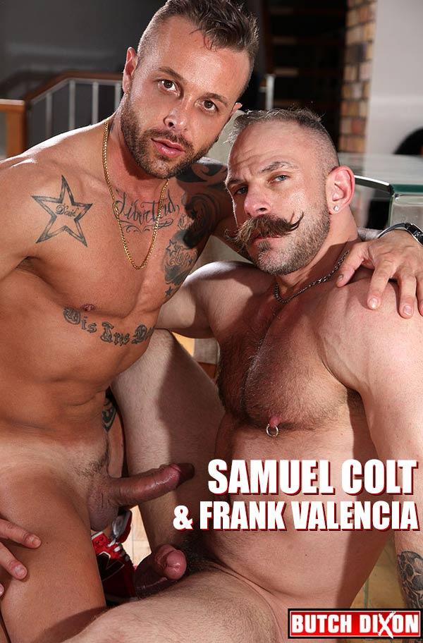 Samuel Colt & Frank Valencia at Butch Dixon
