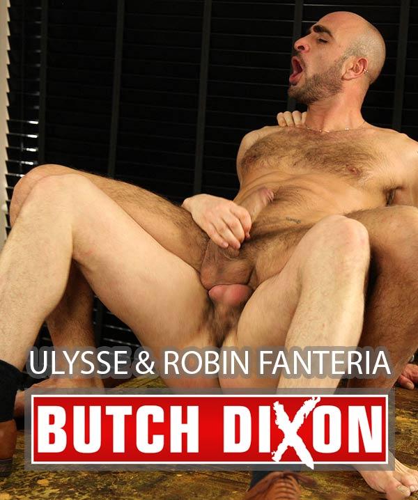 Ulysse & Robin Fanteria at Butch Dixon