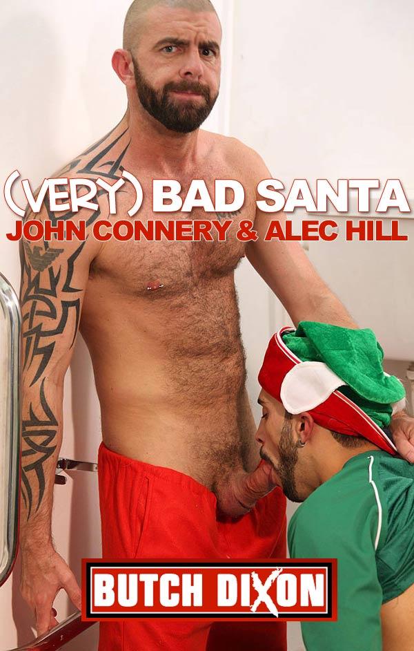 John Connery & Alec Hill at Butch Dixon