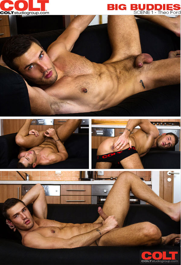 Big Buddies (starring Theo Ford) (Scene 1) at ColtStudioGroup.com