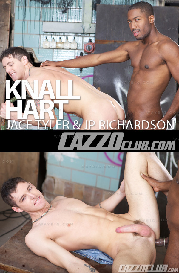KNALLHART (Jace Tyler & JP Richardson) at Cazzo Club