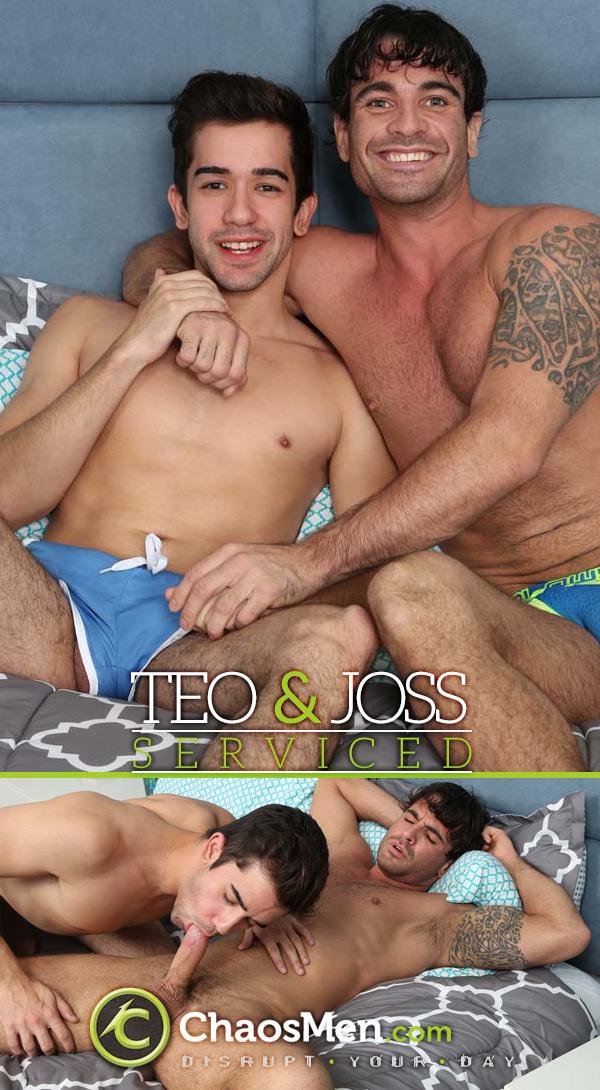 Joss & Teo (Serviced) at ChaosMen