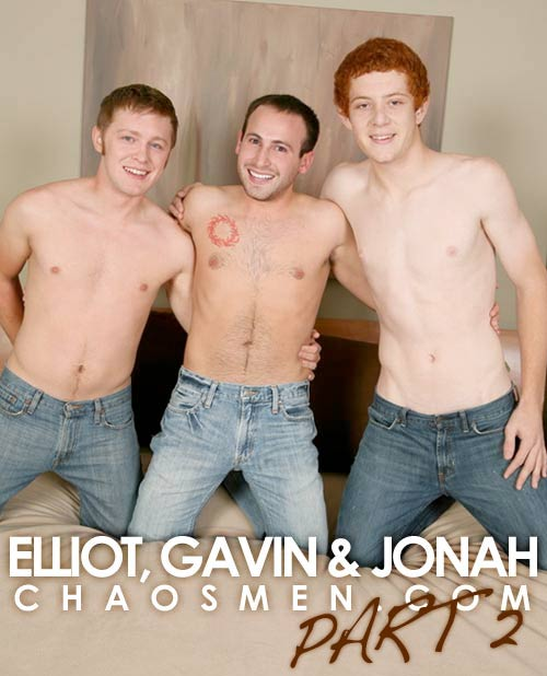 Elliot, Gavin & Jonah (TagTeam (Part 2) at ChaosMen
