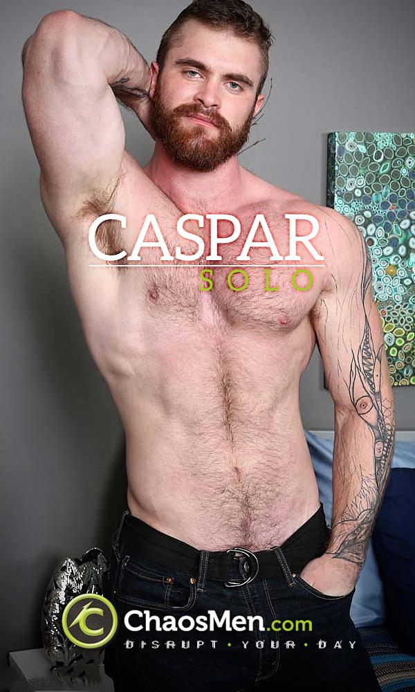 Caspar at ChaosMen