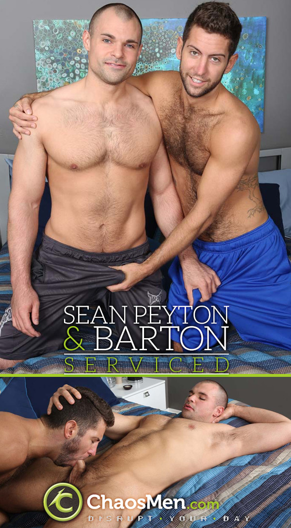 Barton & Sean Peyton (Serviced) at ChaosMen