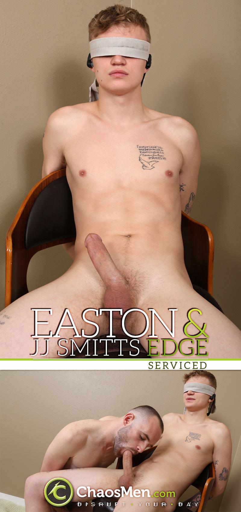 Easton & JJ Smitts 'Edge' at ChaosMen