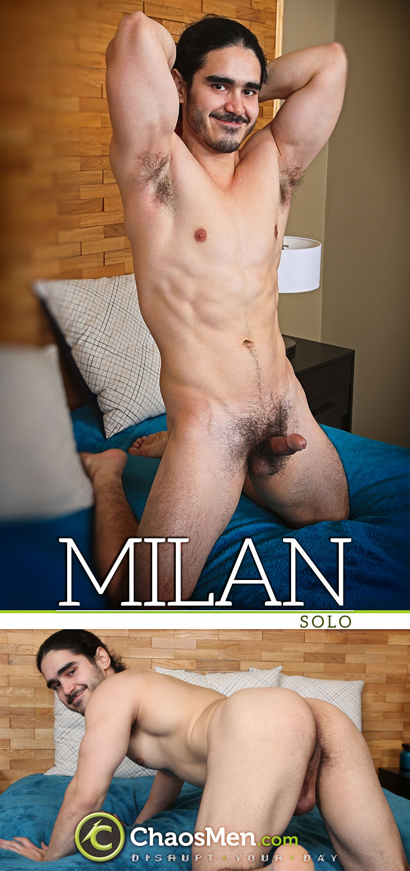 Milan (Solo) at ChaosMen
