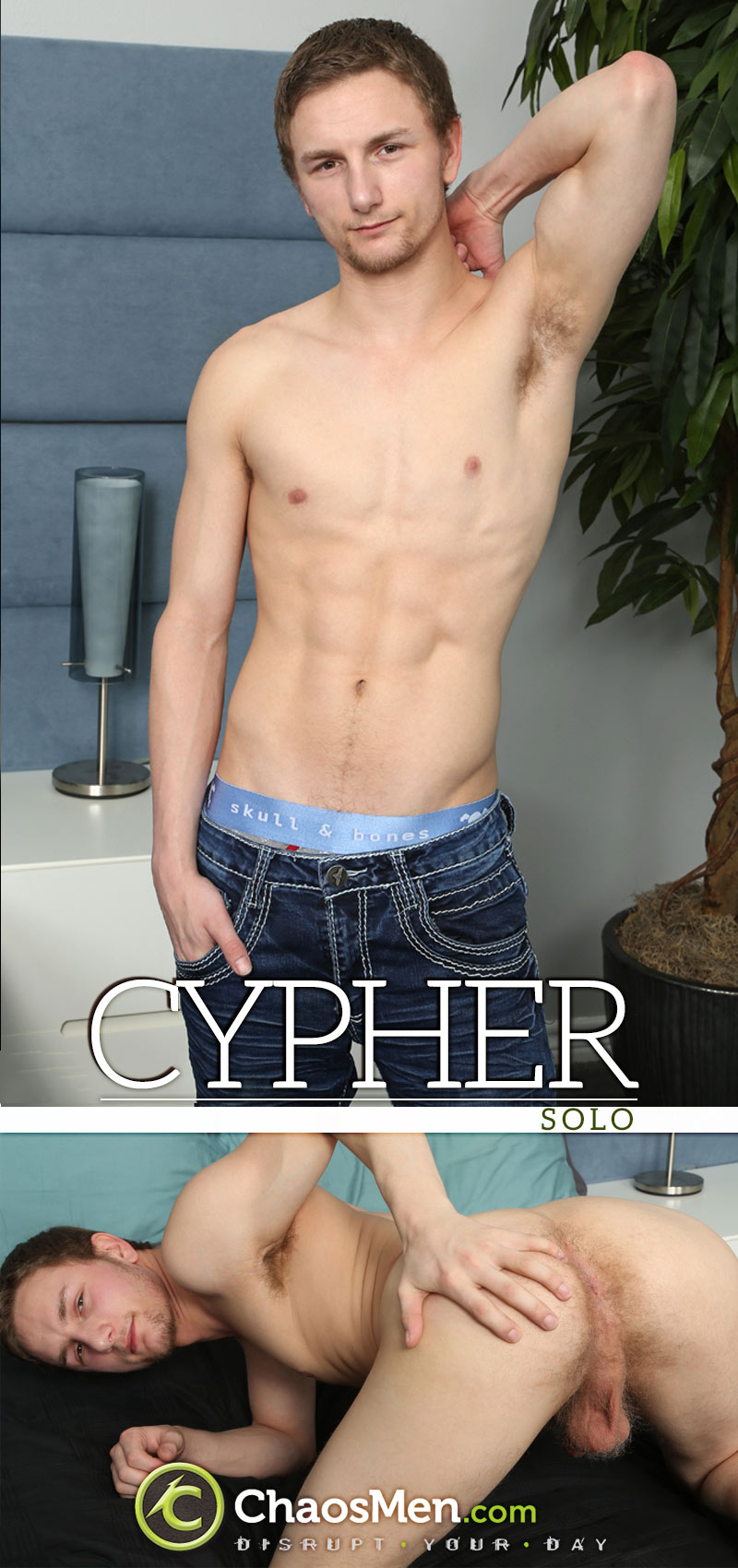 Cypher (Solo) at ChaosMen