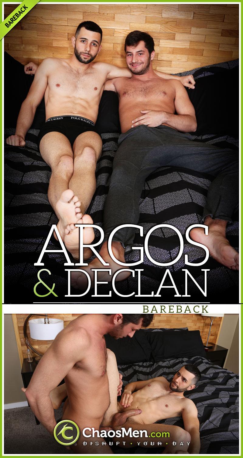 Declan Fucks Argos RAW at ChaosMen