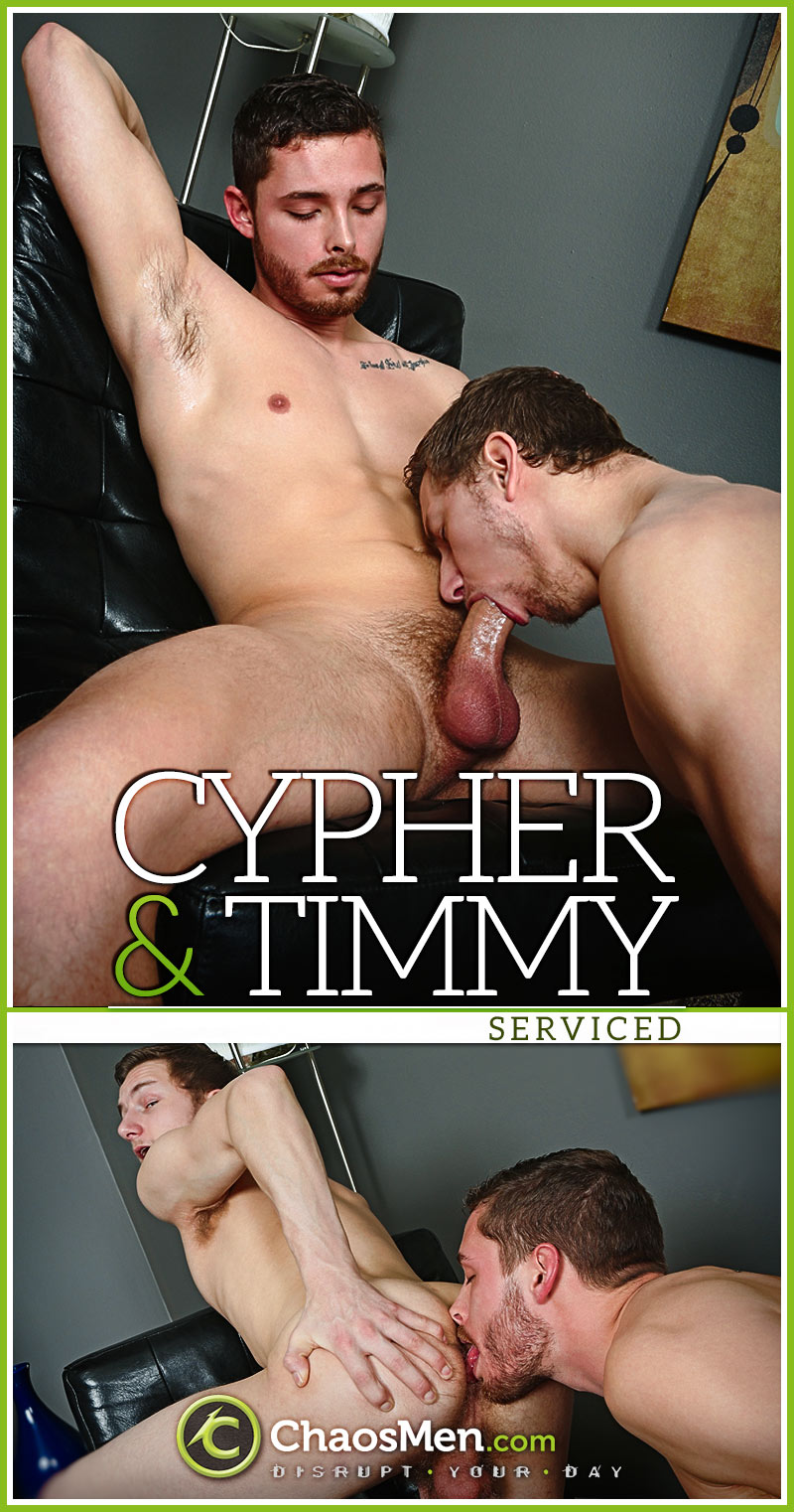 Cypher & Timmy (Serviced) at ChaosMen