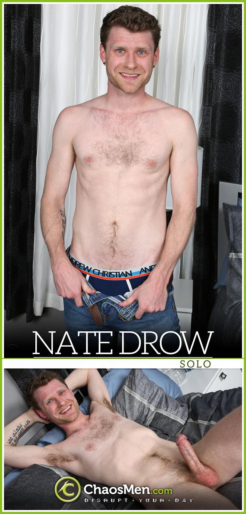 Nate Drow [Solo] at ChaosMen