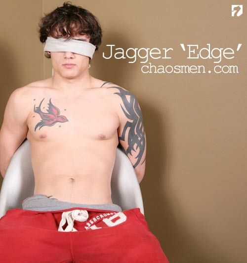 Jagger 'Edge' at ChaosMen