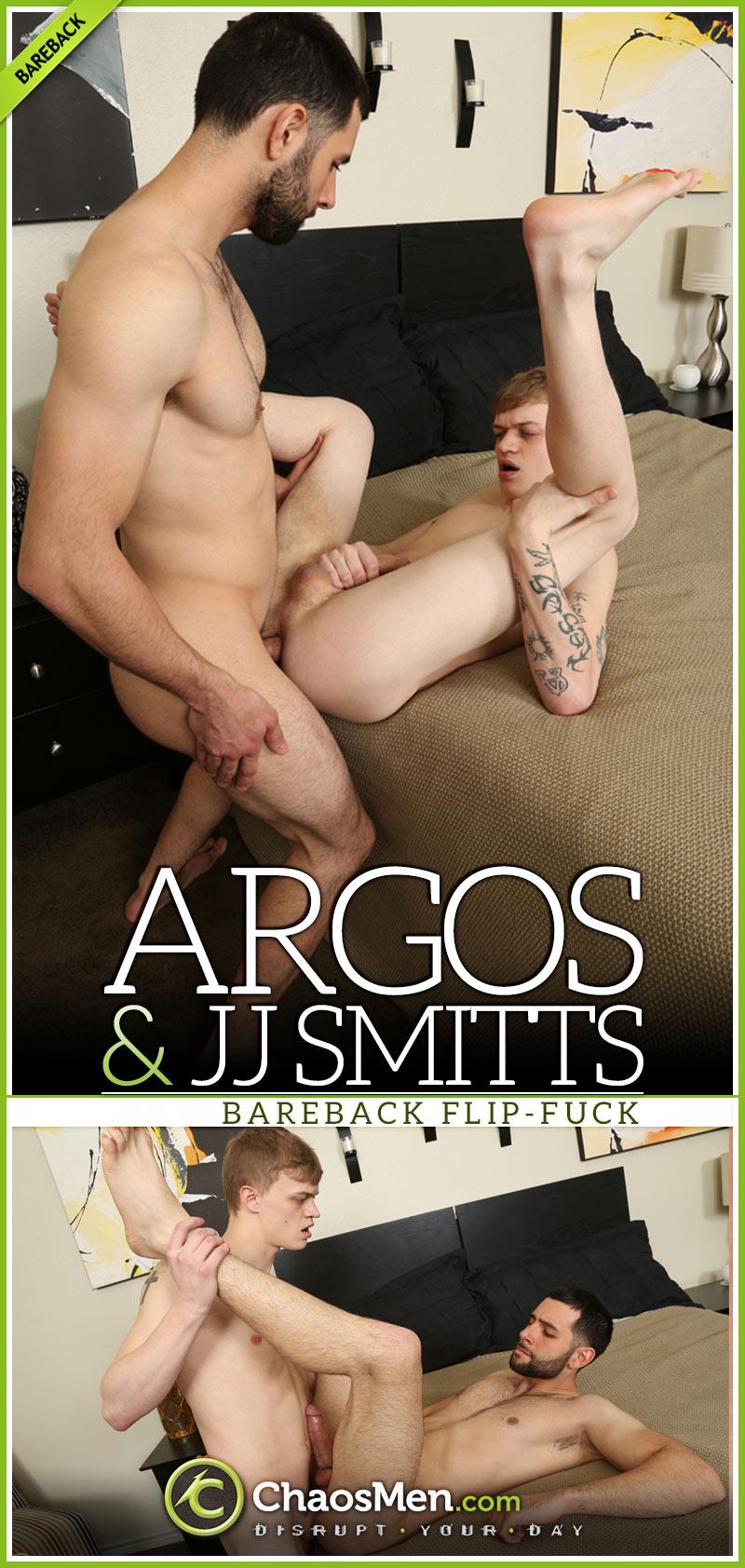Argos & JJ Smitts Flip-Fuck at ChaosMen