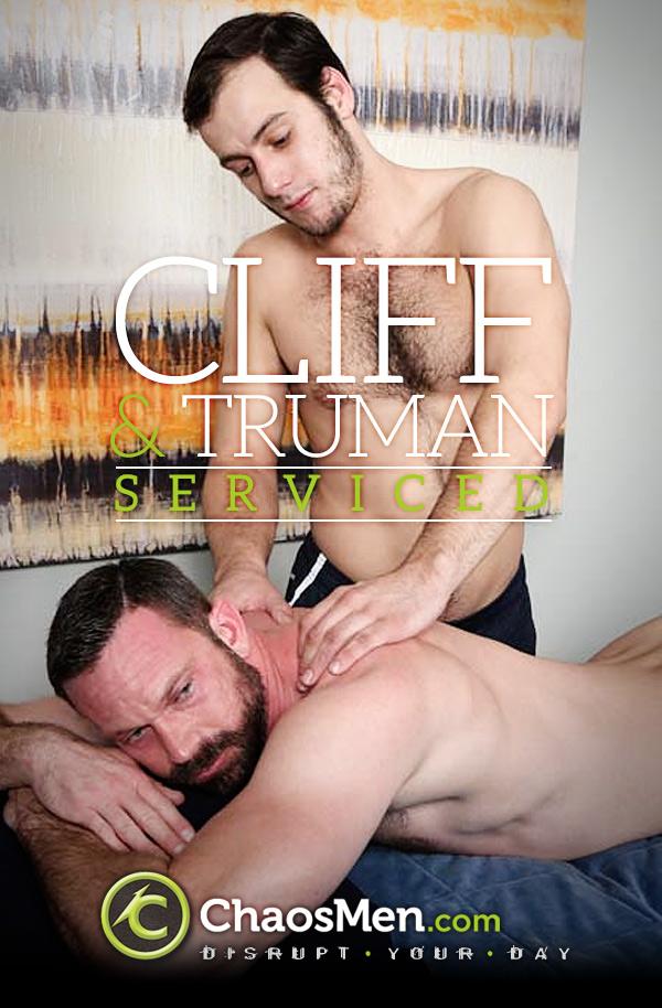 Cliff & Truman (Serviced) at ChaosMen