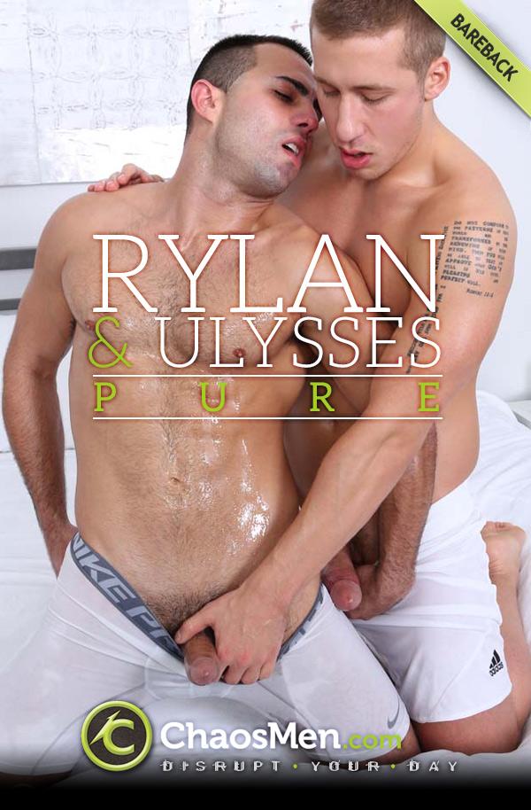 Ulysses Fucks Rylan 'PURE' (Bareback) at ChaosMen