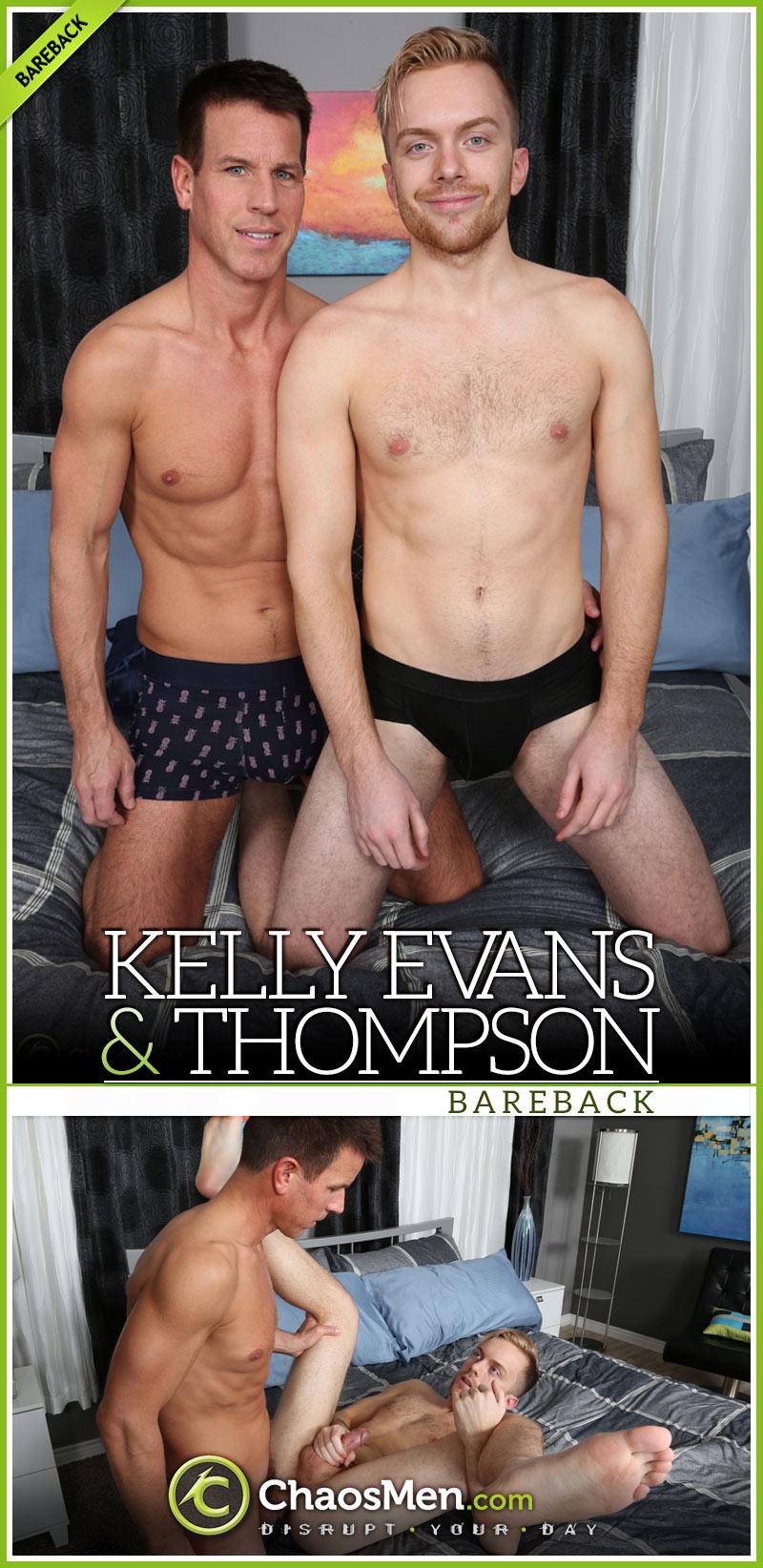 Kelly Evans Fucks Thompson at ChaosMen