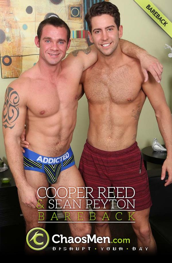 Cooper Reed Fucks Sean Peyton (Bareback) at ChaosMen