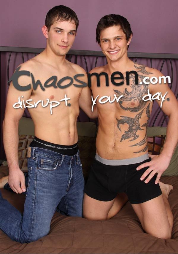 Glenn & Kristopher (RAW) at ChaosMen