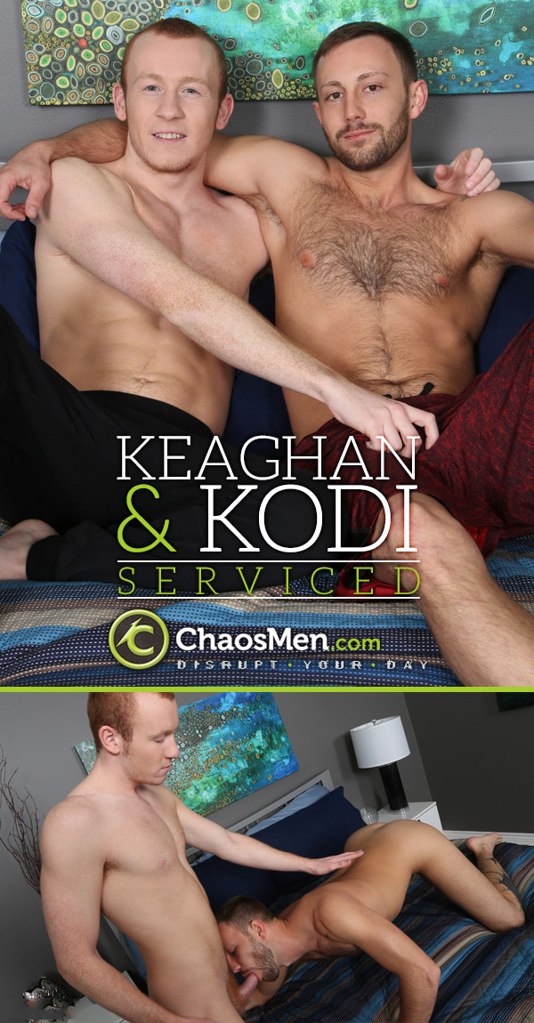 Keaghan & Kodi (Serviced) at ChaosMen