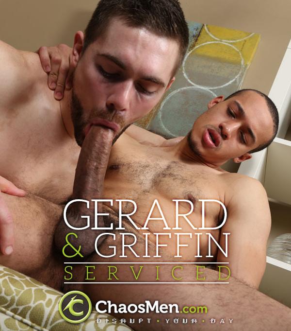 Griffin Services Gerard at ChaosMen