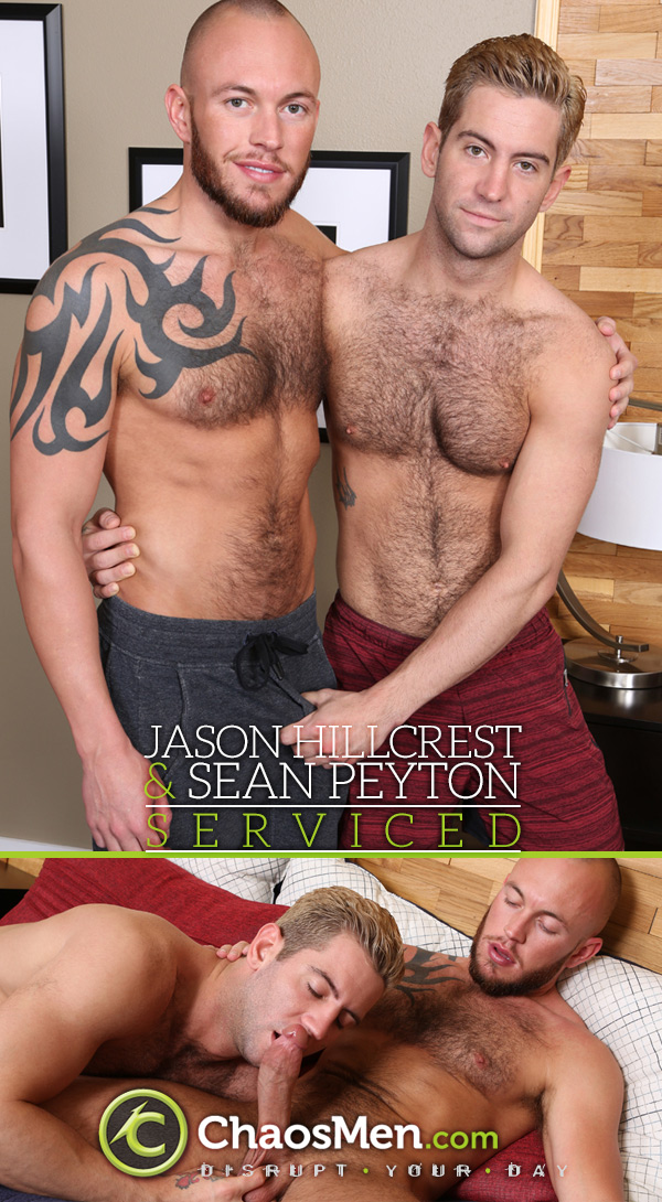 Jason Hillcrest & Sean Peyton (Serviced) at ChaosMen