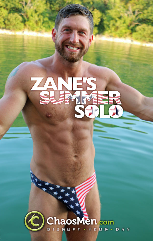 Zane's Summer Solo at ChaosMen