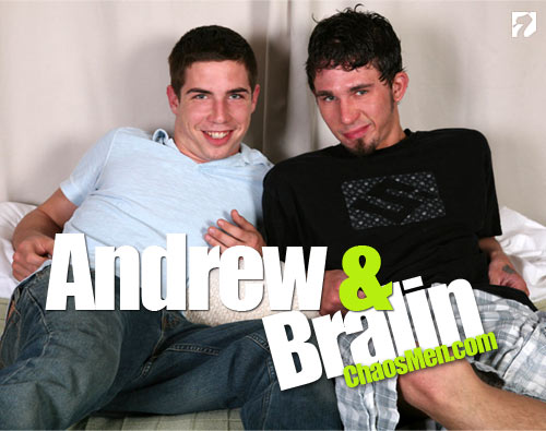 Andrew & Bralin at ChaosMen