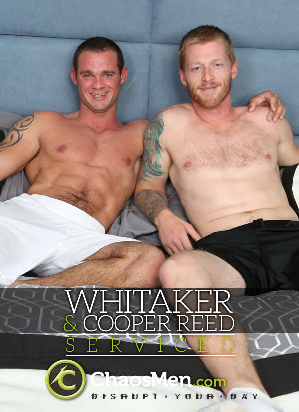 Cooper Reed Services Whitaker at ChaosMen