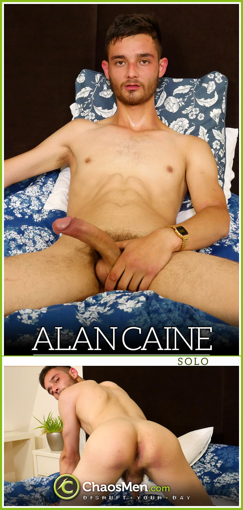Alan Caine Solo at ChaosMen