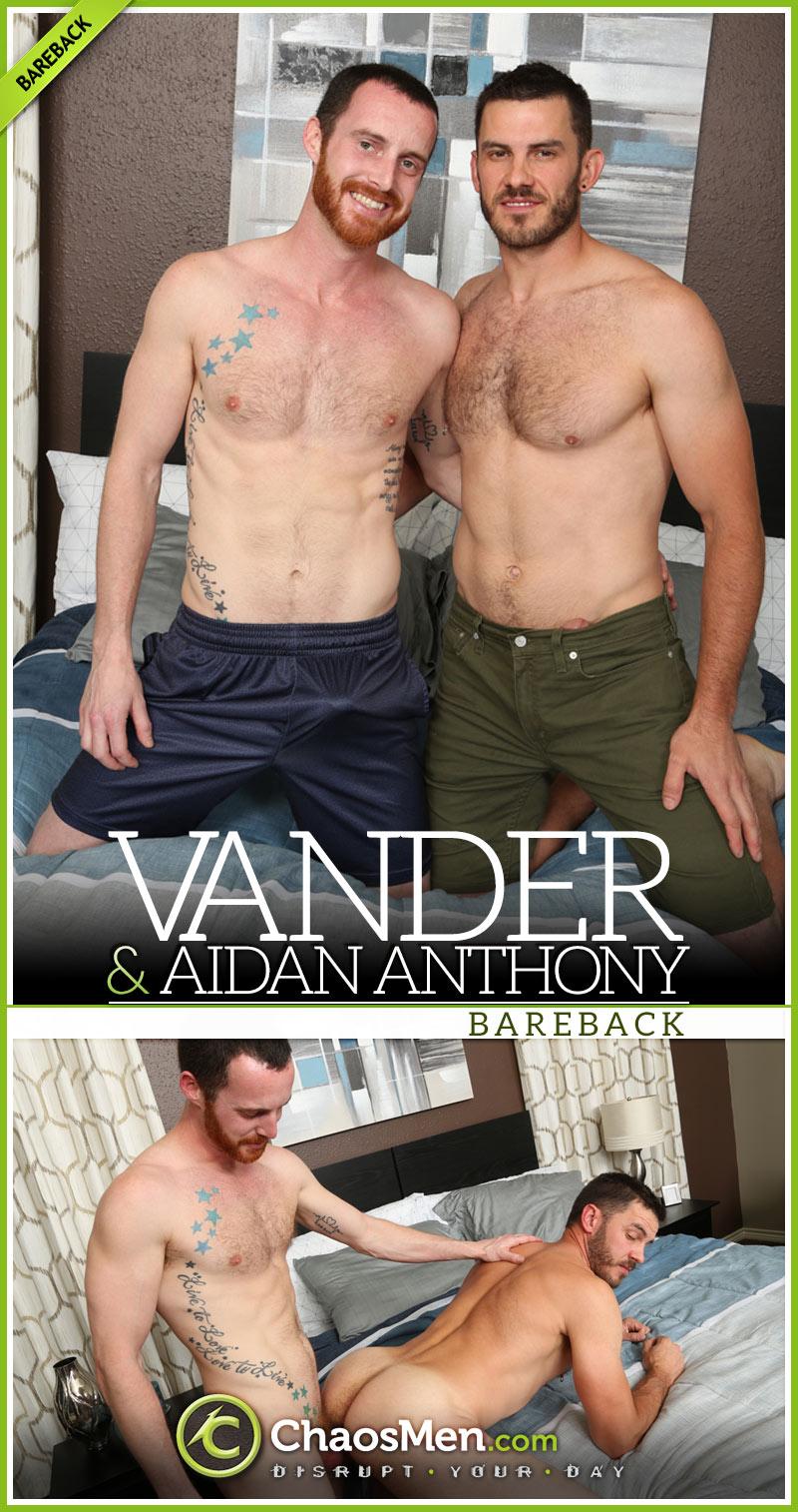 Vander & Aidan Anthony Flip-Fuck at ChaosMen