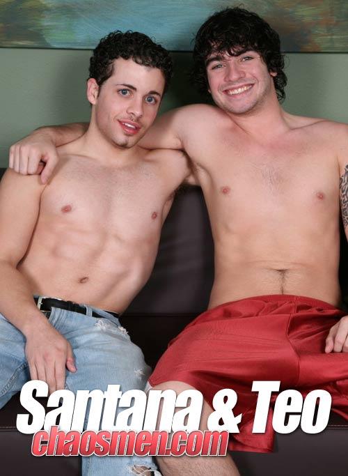 Santana & Teo (Raw) at ChaosMen