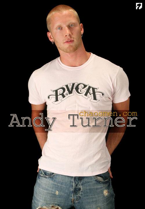 Andy Turner at ChaosMen