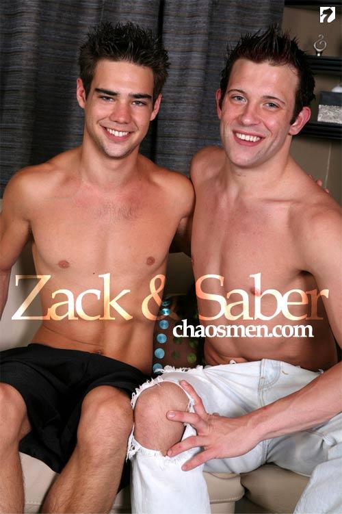 Zack & Saber at ChaosMen