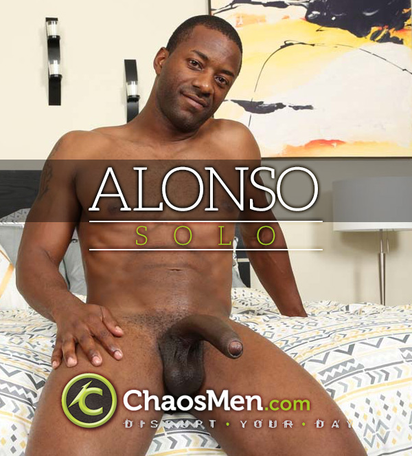 Alonso (Solo) at ChaosMen