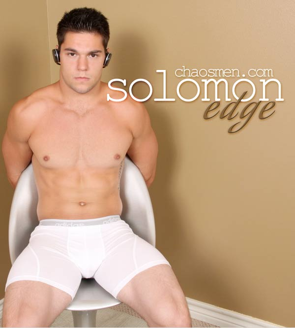 Solomon 'Edge' at ChaosMen